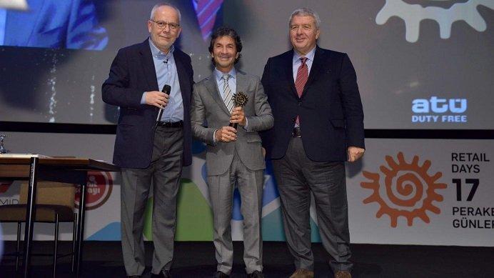 Cem Hakko'ya Yaşam Boyu Başarı Ödülü