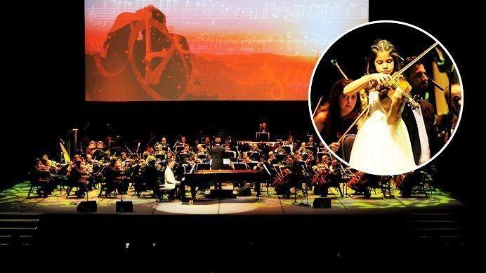 Genç Yetenekler Dev Konserle Büyüledi