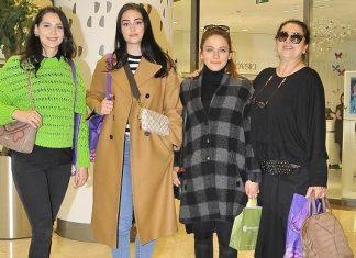 Sultanlar Vadistanbul'da Alışveriş Turunda
