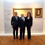 Arkas Sanat Merkezinde Türk İzlenimleri