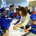 Samsung Evsahipliğinde Minik Şefler Mutfakta