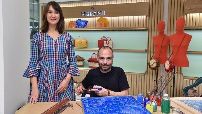 Mehry Mu'dan Ebru Sanatlı Davet!