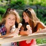 Dondurmayı Isırarak Değil Ağızda Eriterek Tüketin
