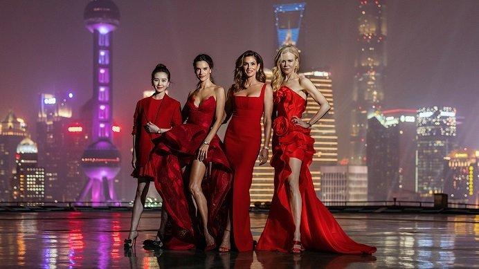 Dört Ünlü Kadın İle Şangay'da Unutulmaz Bir Gece