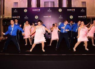 Dans Ritimleriyle Hayran Bırakan Proje