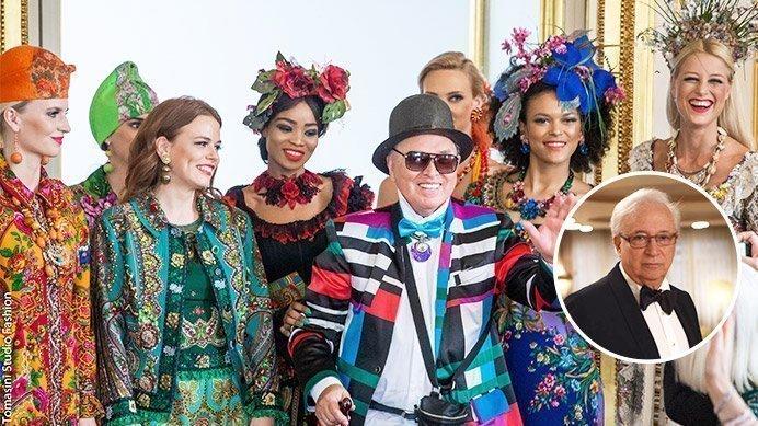 Oriental Fashion Show İlk Kez İstanbul'da