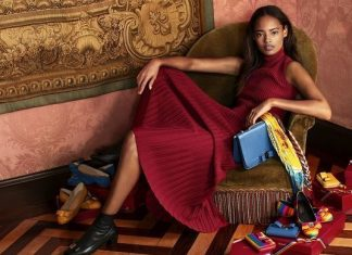 Salvatore Ferragamo'nun Rainbow Holiday Koleksiyonu!