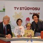 Kidzania Çocukları Da Vinci Televizyon Kanalı'nda