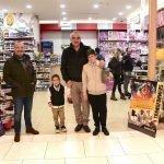 Mehmet Ersoy Önce Çocuklarının İsteklerini Aldı
