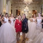 Yeni Gelinlik Modelleri Paris'te Görücüye Çıktı