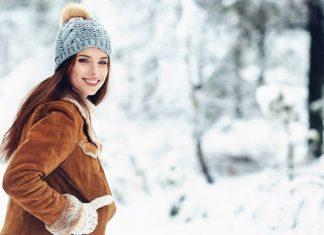 Karda Kışta Elleriniz Cebinizde Yürümeyin!