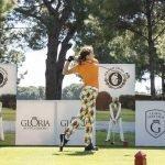 Sebahat Özaltın Golf Turnuvasına Rekor Katılım!