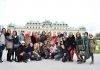 TEMA-K Gönüllüleri Viyana'da