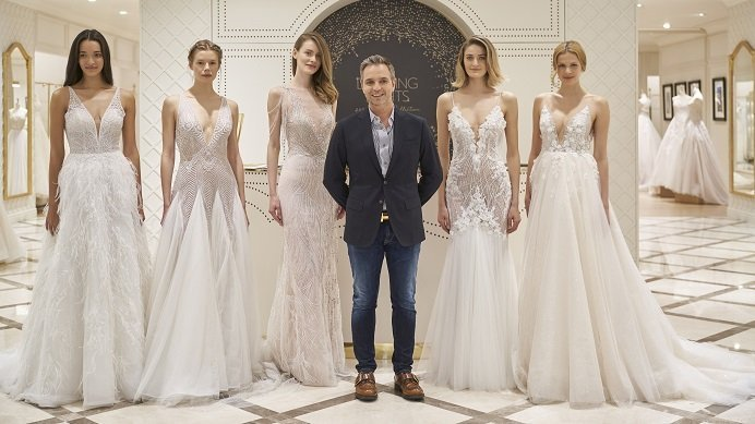 Pronovias'ın Yeni Koleksiyonu The Party Edit