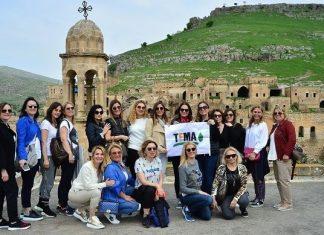 Tema-K Gönüllülerinin Mardin Çıkarması