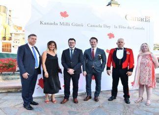 Kanada Milli Günü Rahmi Koç Müzesi'nde