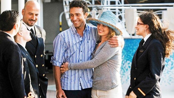 Cruise Gemisinde Evlilik Ne Dersiniz