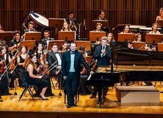 Genç Müzisyenler Avrupa Turnesine Alkışlarla Uğurlandı