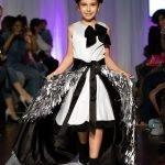 Melis Kaptanoğlu, Londra Çocuk Moda Haftasına Damgasını Vurdu