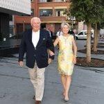 Arter Dolapdere Yeni Binasına Protokol Açılışı