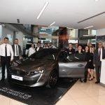 Can Otomotiv'de Peugeot 508 Görücüye Çıktı