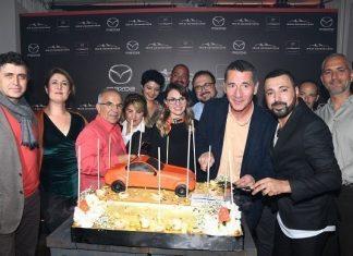 Mazda MX-5 Miata İçin Çok Özel Kutlama