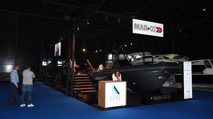 Deniz Tutkunları Viaport Boat Show'da Buluştu